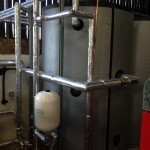 Shaw Renewables Biomass Biogas renewable energy buffer tank