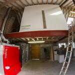 Shaw Renewables Biomass Biogas renewable energy froling fuel store dairy farm
