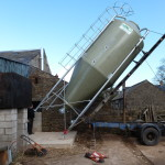 Shaw Renewables Biomass Biogas renewable energy fuel silo